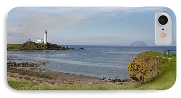 Golf At Turnberry Scotland IPhone Case