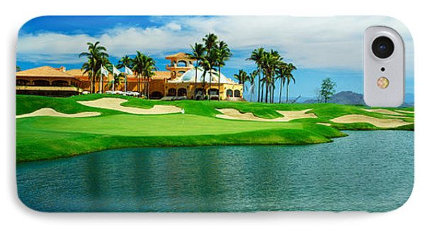 Golf Course At Isla Navadad Resort IPhone Case by Panoramic Images