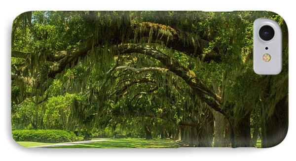 Golf Drive Sea Island Golf Club St Simons Island Georgia IPhone Case