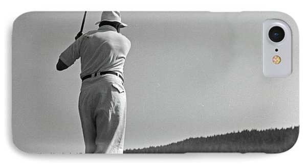 Golf IPhone Case by German School