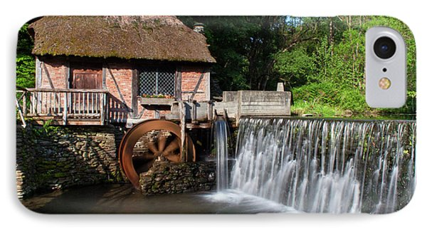 Gomez Mill In Spring #1 IPhone Case by Jeff Severson