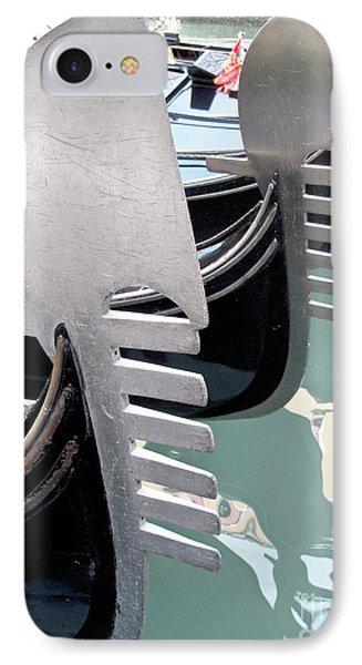Gondola In Line Phone Case by Heiko Koehrer-Wagner