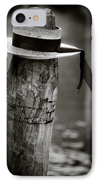 Gondolier Hat Phone Case by Dave Bowman