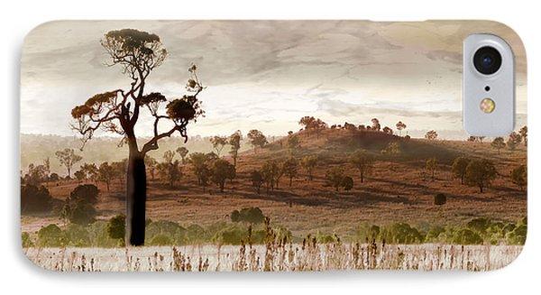 iPhone 7 Case - Gondwana Boab by Holly Kempe