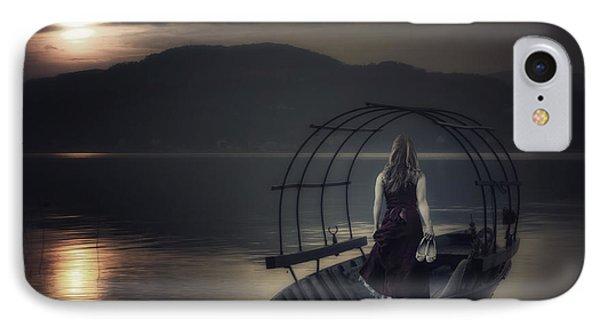 Gone Fishing Phone Case by Joana Kruse