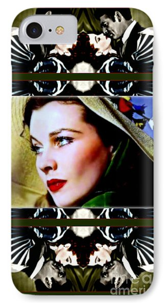 Gone With The Wind IPhone Case by Wbk