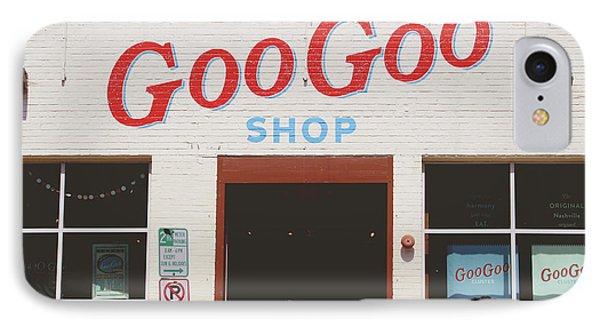 IPhone Case featuring the photograph Goo Goo Shop- Photography By Linda Woods by Linda Woods