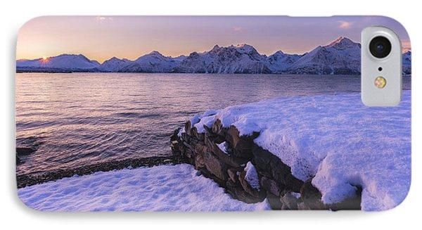 Good Afternoon IPhone Case by Tor-Ivar Naess