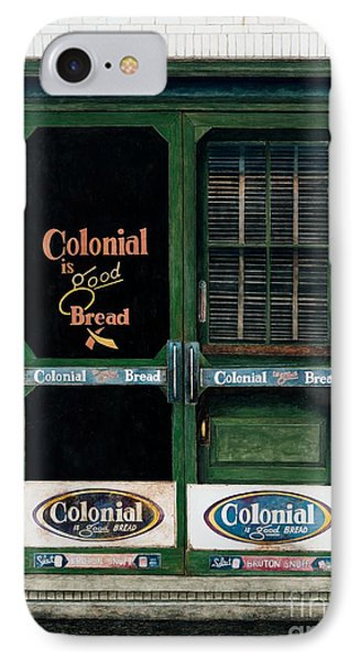 Good Bread Phone Case by Mike England