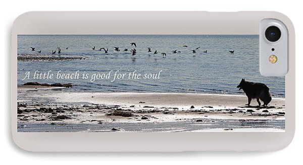 Good For The Soul IPhone Case