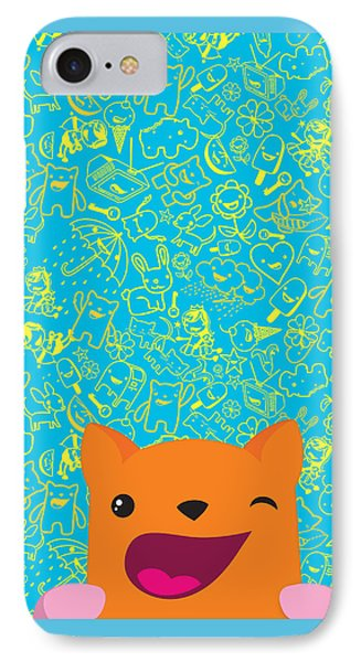 Good Luck IPhone Case by Seedys