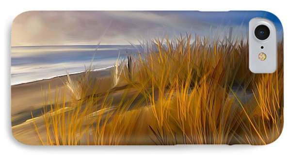 Good Morning Beach Day IPhone Case by Anthony Fishburne