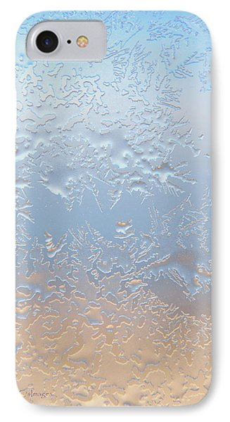 IPhone Case featuring the photograph Good Morning Ice by Kae Cheatham