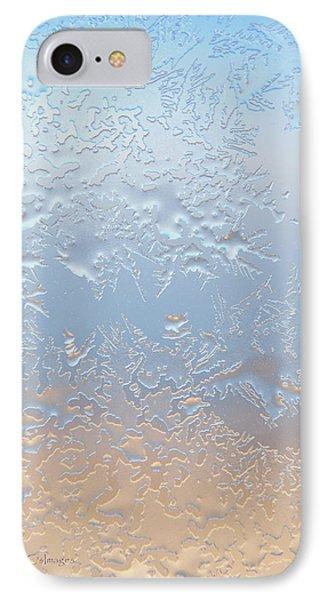 Good Morning Ice IPhone Case by Kae Cheatham