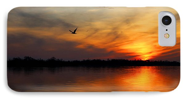 Good Morning IPhone Case by Judy Vincent