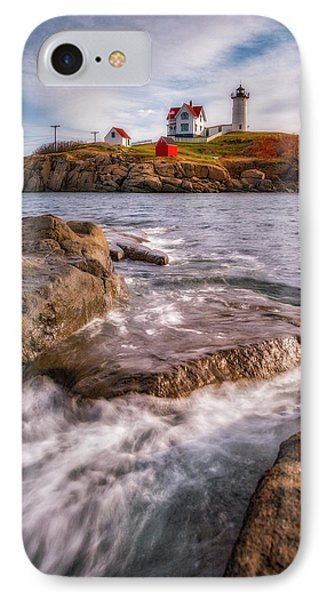 Good Morning Nubble IPhone Case by Darren White