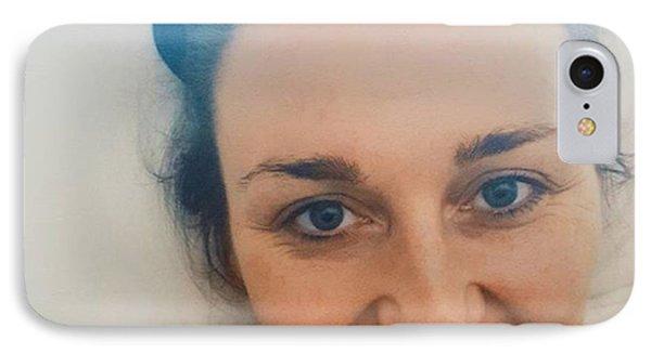 Good Morning! #selfie #nomakeup Phone Case by Natalie Anne