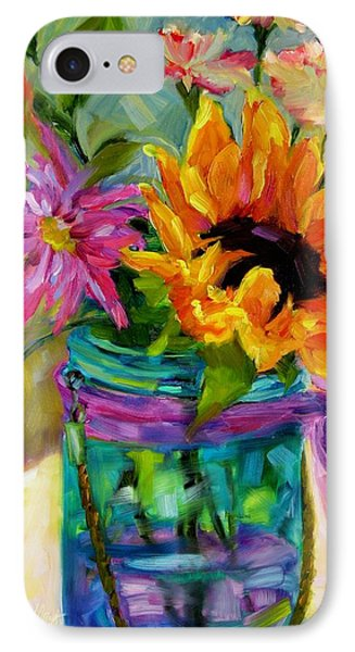 IPhone Case featuring the painting Good Morning Sunshine by Chris Brandley