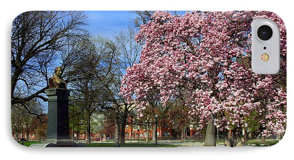 Goodale Park In The Spring IPhone Case