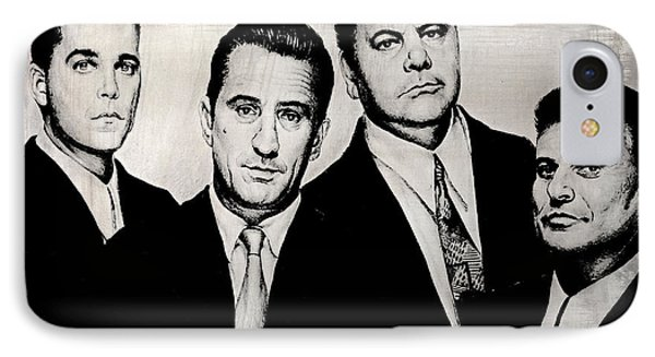 Goodfellas IPhone Case by Andrew Read