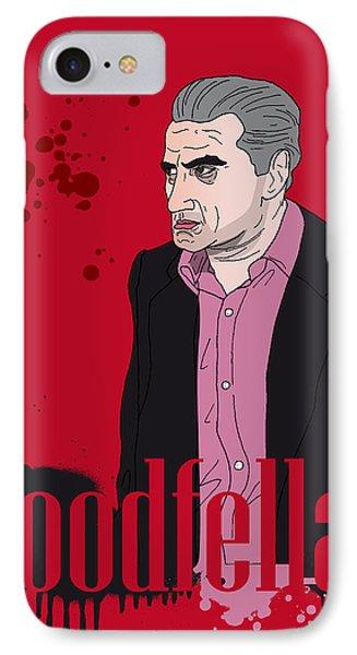 Goodfellas - Jimmy IPhone Case by Ralf Wandschneider