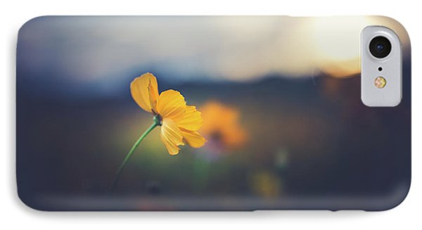 IPhone Case featuring the photograph Goodnight Sun by Shane Holsclaw
