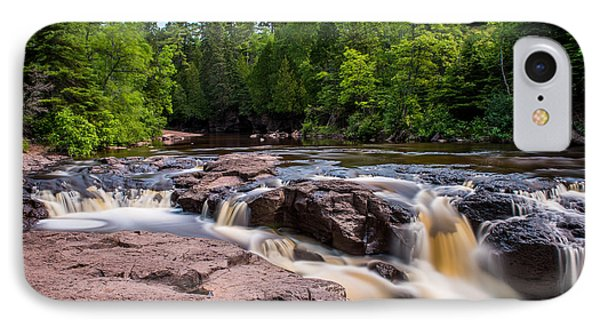Goose Berry River Rapids IPhone Case by Paul Freidlund