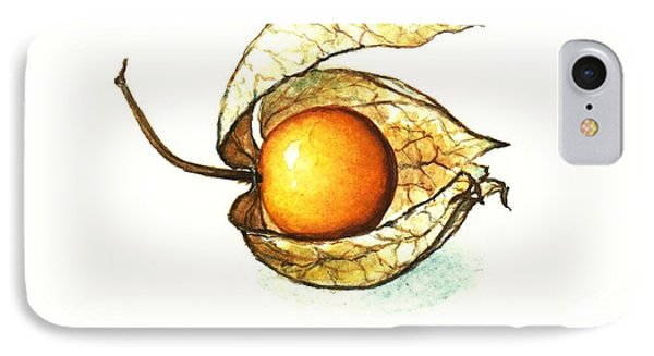 Gooseberry IPhone Case by Heidi Kriel