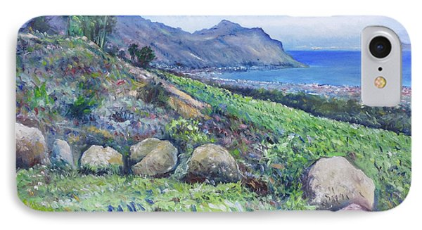 Gordon's Bay Cape Town South Africa Phone Case by Enver Larney