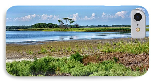 Gordons Pond At Cape Henlopen State Park - Delaware IPhone Case by Brendan Reals