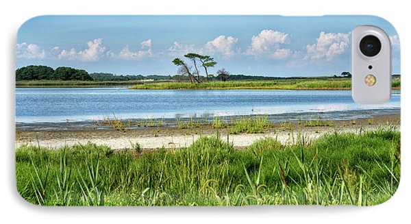 Gordons Pond - Cape Henlopen State Park - Delaware IPhone Case by Brendan Reals