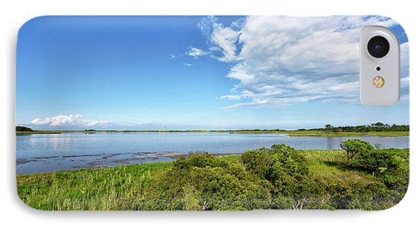 Gordons Pond Overlook - Cape Henlopen State Park - Delaware IPhone Case by Brendan Reals