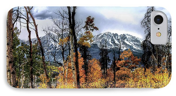 Gore Range IPhone Case by Jim Hill