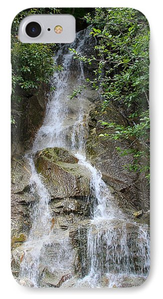 Gorge Creek Falls - North Cascades National Park Wa Phone Case by Christine Till