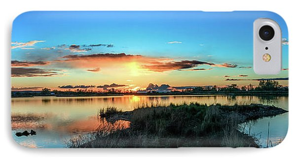 Gorgeous Evening IPhone Case by Robert Bales