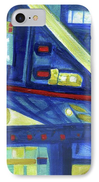 Gorias In The East IPhone Case by Stephen Lucas