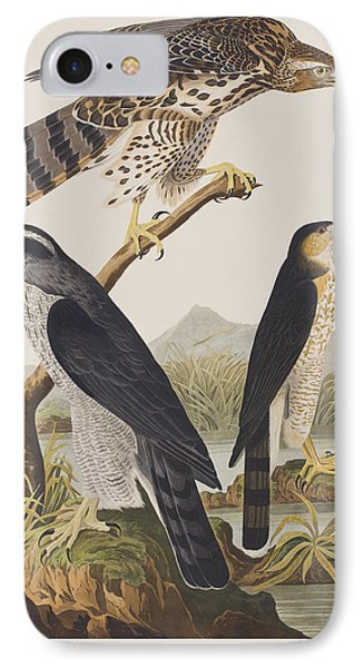 Goshawk And Stanley Hawk IPhone 7 Case