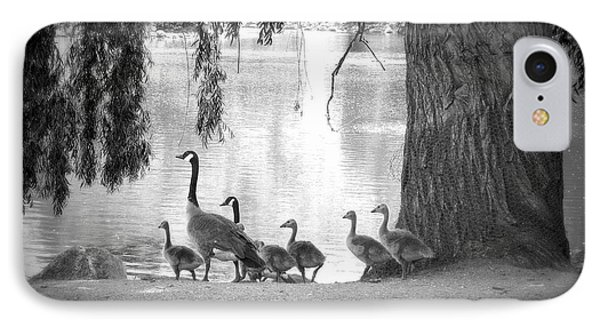 Goslings Bw7 IPhone Case