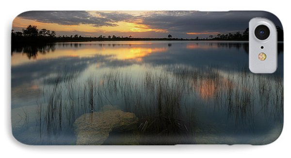 IPhone Case featuring the photograph Gossamer Glades by Mike Lang