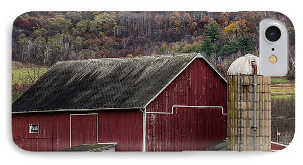 Got Milk Barn IPhone Case by Paul Freidlund