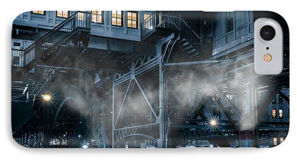 Gotham City IPhone Case by Mihai Andritoiu
