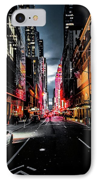 IPhone Case featuring the photograph Gotham  by Nicklas Gustafsson
