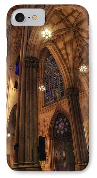 Gothic Arches IPhone Case by Jessica Jenney