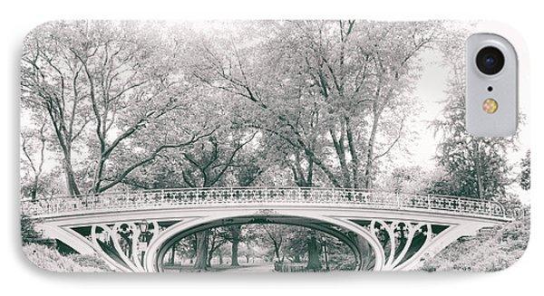 Gothic Bridge Nostalgia IPhone Case by Jessica Jenney