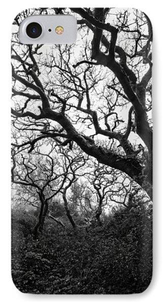 Gothic Woods II IPhone Case