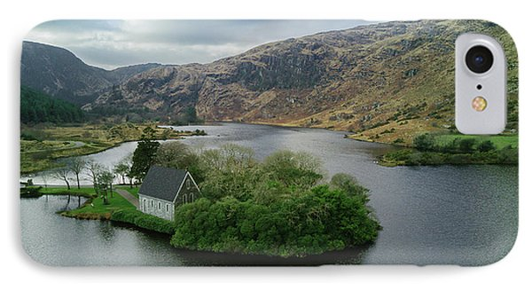 Gougane Barra From Above IPhone Case