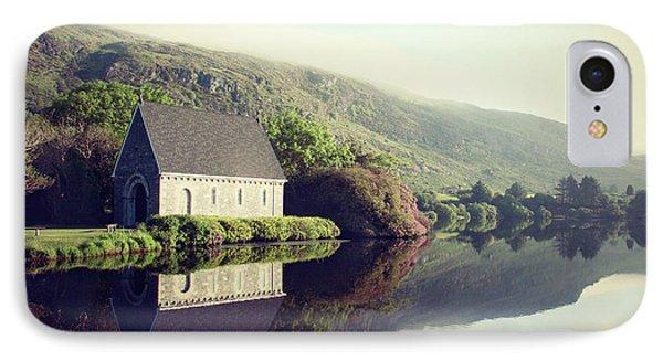 Gougane Barra In Ireland Photo IPhone Case