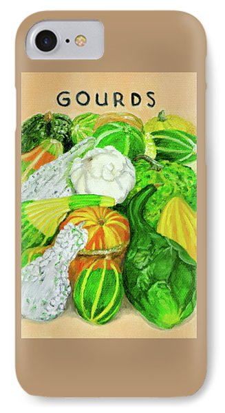 Gourd Seed Packet IPhone Case