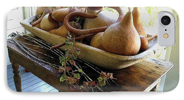 Gourds In Bowl IPhone Case