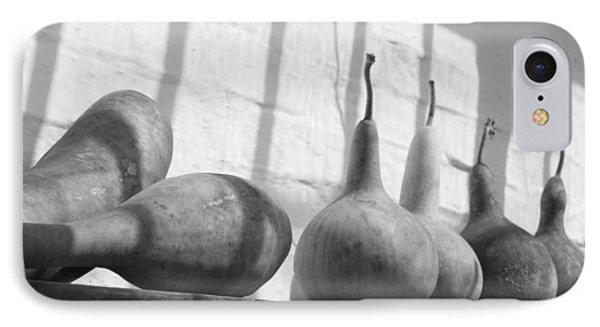 Gourds On A Shelf Phone Case by Lauri Novak